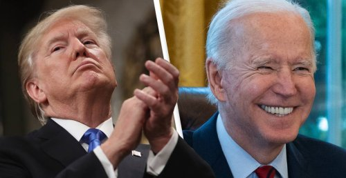 Difference Between Biden And Trump Powerfully Illustrated In Just Five Seconds