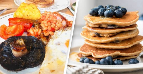 American v Full English Breakfast Debate Reignited After Image Shows How Different They Are