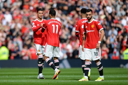 4-3-3: Predicted Manchester United XI v West Ham, three changes as Ronaldo starts