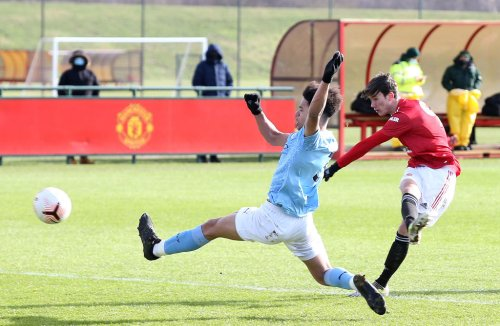 25 goal Manchester United academy star's performances beyond expectations in first season