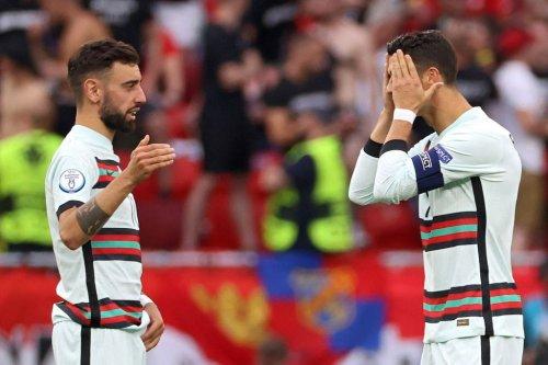 Paul Scholes reacts to Cristiano Ronaldo's performance