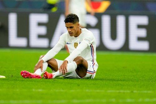 Solskjaer gives Manchester United injury update on Raphael Varane