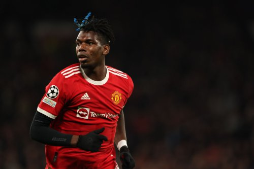'I love playing with him'... Paul Pogba gushes about 'special' Manchester United teammate