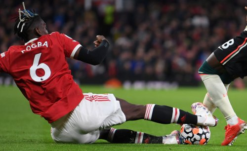 'Abysmal' Manchester United star slammed for 'reckless' act vs Liverpool
