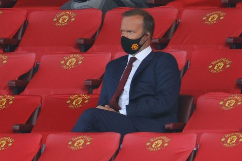 Photo: Nicky Butt reacts to Ed Woodward quitting Manchester United