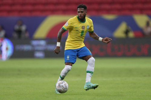 Fred completes more passes than any player on pitch as Brazil win Copa America opener