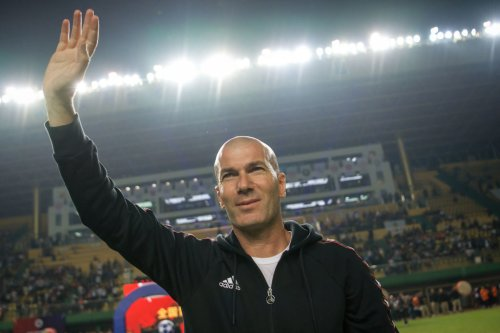 Zinedine Zidane knows the reality if he joined Manchester United