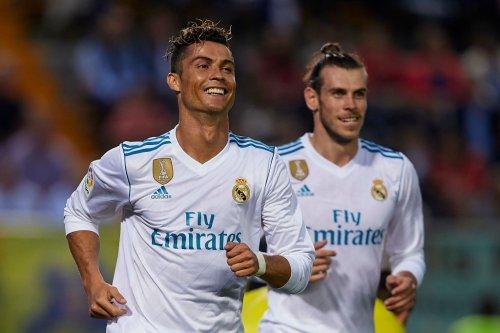 Gareth Bale reacts to Cristiano Ronaldo's return to Manchester United