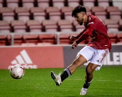 80 minutes of action all season: Former Manchester United youngster faces battle to establish himself