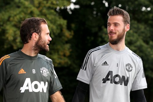 Squad numbers available to incoming Manchester United signings and why Mata decision pivotal