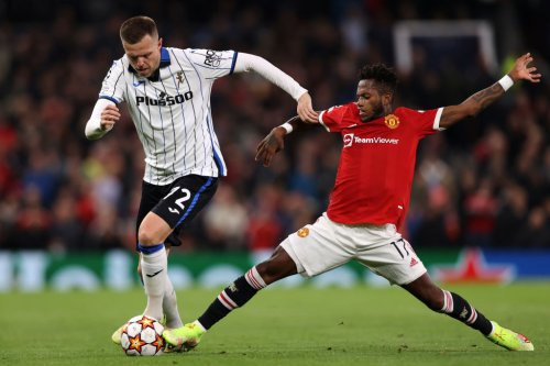 Manchester United's 3 best players against Atalanta