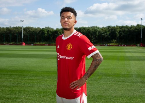 Sancho names United legends Ronaldo and Rooney as inspiration - United In Focus