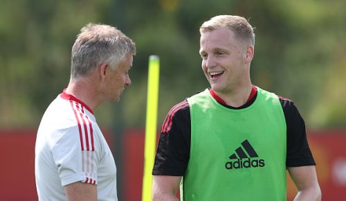 'Not ready': Solskjaer names two Manchester United stars who definitely won't play tomorrow