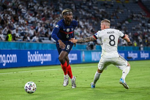 How Paul Pogba's salary and proposed new deal compares to France international teammates