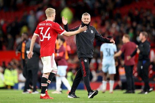 Ole Gunnar Solskjaer sends message to Manchester United fans after EFL Cup loss