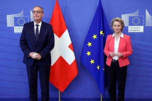L'UE relègue la Suisse – Les coups de griffe de Bruxelles commencent à faire mal