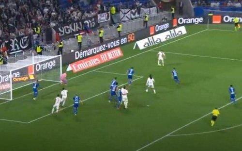 Magnifique premier but de Shaqiri en Ligue 1