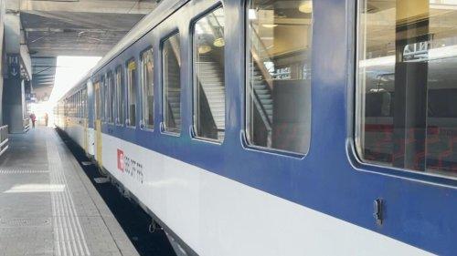«Es sind absolute Schrottzüge» – So ärgern sich Pendler auf der Strecke Basel-Zürich