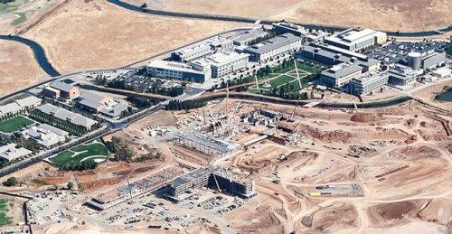 Campus's economic impact on state nears $3 billion