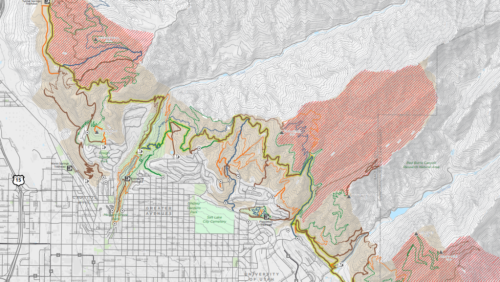 Controversy Surrounds Salt Lake City's Trail System Expansion