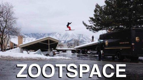 """Watch: Insane Ski Film """"Zootspace"""""""