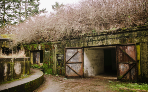 America's Most Haunted Campground...Fort Worden State Park