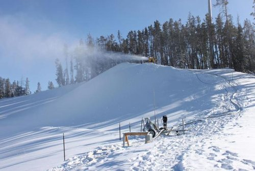 Private Montana Ski Resort Seeking Permits To Turn Sewage Into Snow