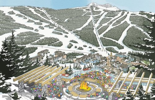 Complete List of Future Ski Resorts of North America (15 Proposed Projects)