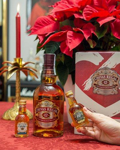 ¿Qué whisky Chivas escoger?