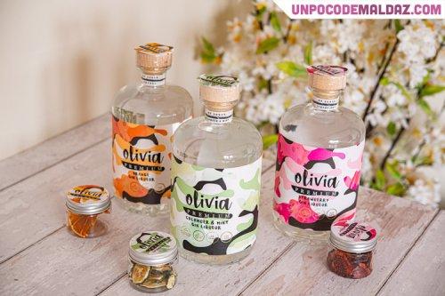¿Conocéis Olivia Premium Gin Liqueur?