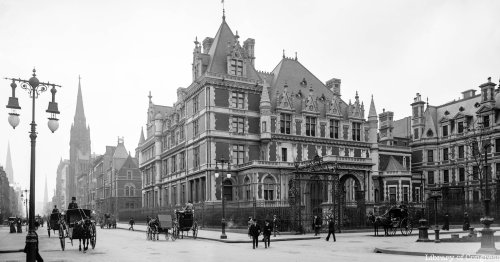 The Gilded Age 5th Avenue Mansions of Millionaire's Row - Untapped New York