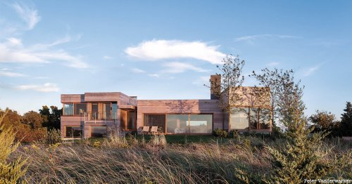 New Book Uncovers Contemporary and Lavish Homes of Martha's Vineyard - Untapped New York