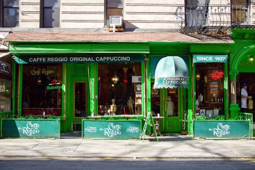 9 NYC Cafes Frequented by Influential Authors - Untapped New York