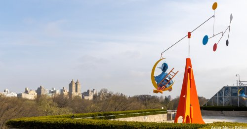Playful Sesame Street-Inspired Sculpture Opens at the Met Rooftop - Untapped New York