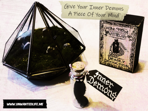 Give Your Inner Demons A Piece Of Your Mind
