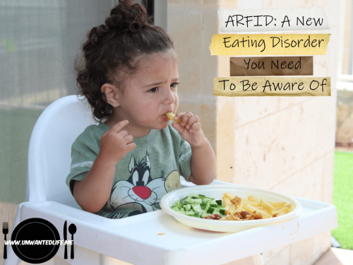 ARFID: A New Eating Disorder You Need To Be Aware Of