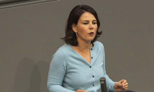 Plagiatsskandal: Baerbock verfälschte auch geschichtliche Fakten