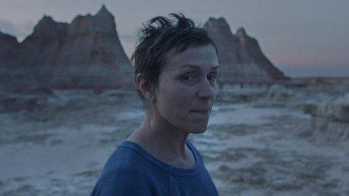 Nomadland vence último grande prêmio do cinema antes do Oscar 2021