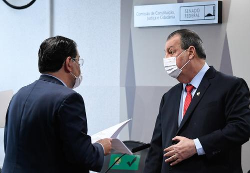 CPI da Pandemia vai recorrer para ouvir governador do Amazonas