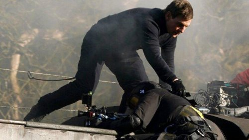 Tom Cruise salva a vida de cameraman em gravação de filme