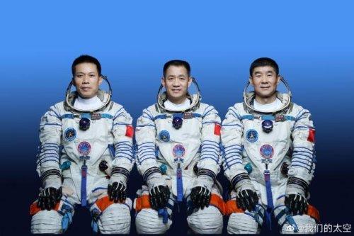 China enviará astronautas para sua nova estação espacial hoje à noite