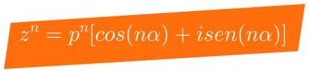 Primeira fórmula de Moivre - Mundo Educação