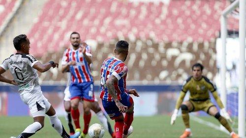 Nos pênaltis, Bahia supera Ceará e é campeão da Copa do Nordeste
