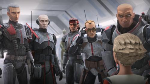Fãs de Star Wars criticam embranquecimento de personagens na animação The Bad Batch