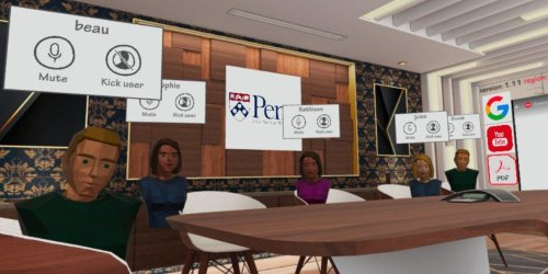 Teaching in virtual reality transforms learning experience | Penn Today