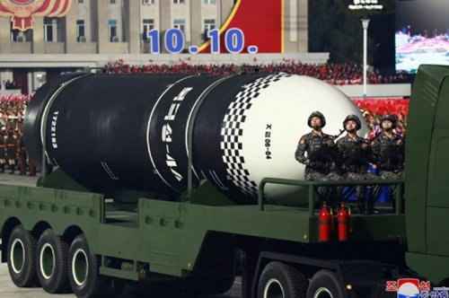 North Korea could have 40 to 50 nuclear weapons, think tank says