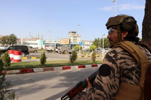 Taliban's windfall from U.S. withdrawal: $83B in weapons