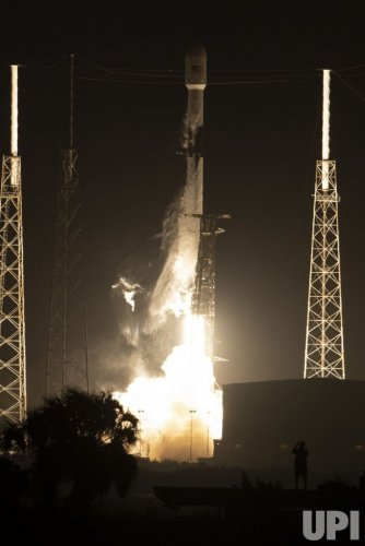 SpaceX Launches GPS 3 From The Cape Canaveral Air Force Station