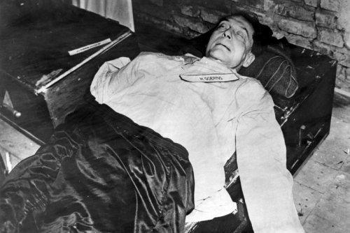On This Day: Nazi Reichsmarschall Hermann Goering kills himself