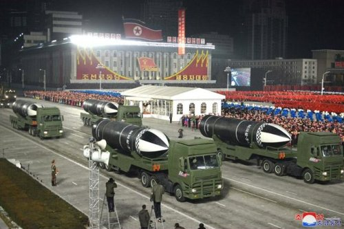 Follow North Korea's nuclear ambitions - cover